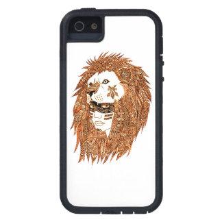 Lion Mask iPhone 5 Case