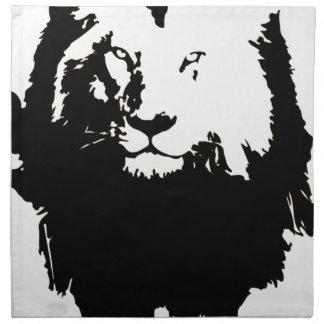 Lion Napkin