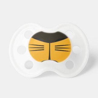 Lion nose pacifier