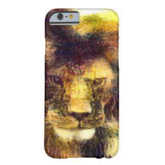 Lion of God Impressionist Art iPhone 6/6s Case