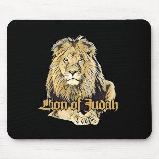 Lion OF Judah - Big Lion - Mousepad