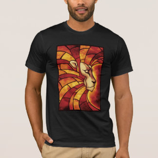 Lion OF Judah - Colour Lion Rasta - Reggae shirt