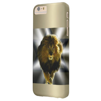 Lion of Judah Crown Barely There iPhone 6 Plus Case