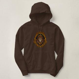 Lion OF Judah - Haile Selassie - Jah Queen Hoodie