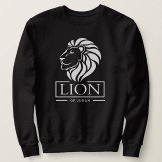 Lion OF Judah Jah Rastafari Emperor Rasta Sweater