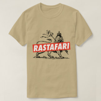 Lion OF Judah Jah Rastafari Empress Rasta shirt