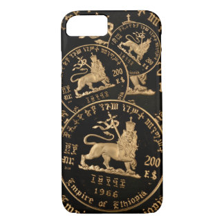 Lion OF Judah - Lion - Rastafari - iPhone Case