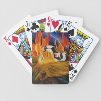 Lion of Judah Poker Deck
