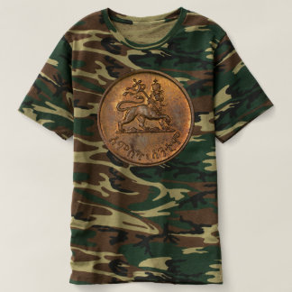 Lion OF Judah - Rasta Jah Army - Reggae shirt