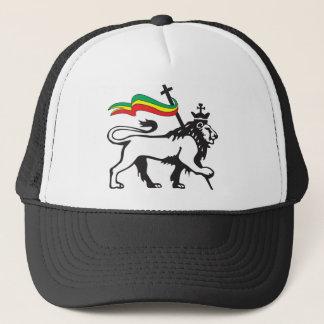 Lion OF Judah - Reggae Cap - Rasta baseball Cap