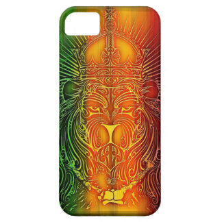 Lion of Judah RGG iPhone 5 Cover