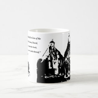 Lion of Judah Selassie Mug