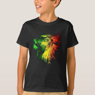 Lion of Zion - Reggae T-Shirt