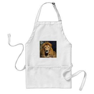 Lion or Sheep? Standard Apron