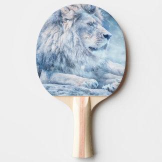 lion ping pong paddle