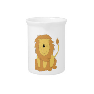 Lion Pitcher
