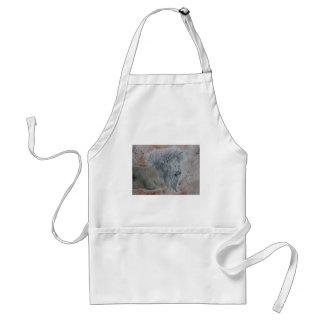 Lion products apron