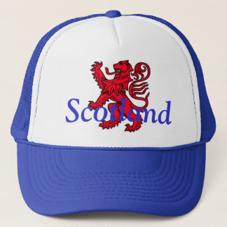 Lion Rampant of Scotland Hat
