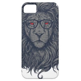 Lion redeye barely there iPhone 5 case