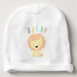 Lion Roar Baby Beanie