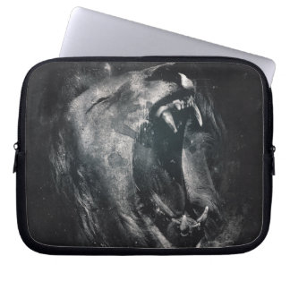 LION ROAR LAPTOP SLEEVE