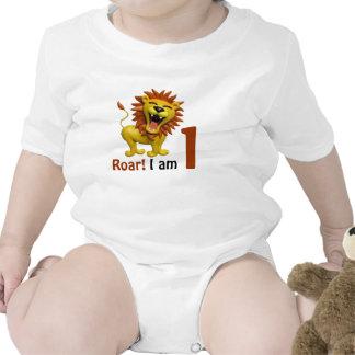 Lion Roaring Tee Shirts