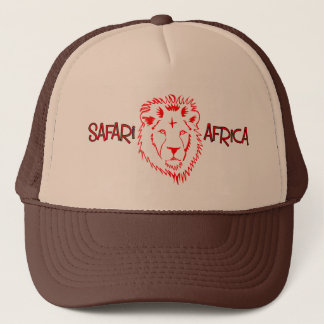 Lion Safari Cap