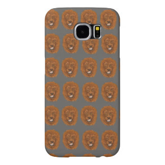 Lion Samsung Galaxy S6 Cases