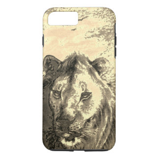 Lion simba Hakunamatata iPhone 8 Plus/7 Plus Case