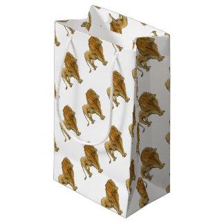Lion Small Gift Bag