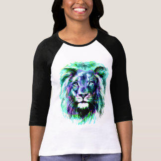 lion t-shirt design in memory of cecil the lion