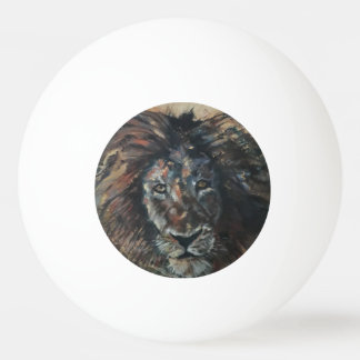 Lion Table Tennis Ball