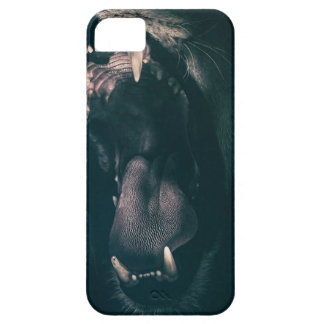 Lion Teeth Roar Fear Angry Roaring Strength Case For The iPhone 5