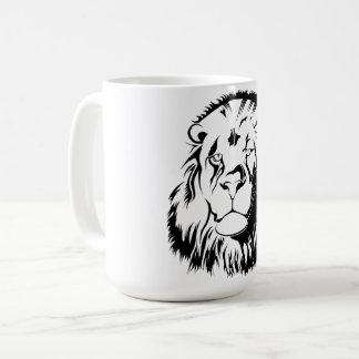 Lion Tribal 002 Coffee Mug