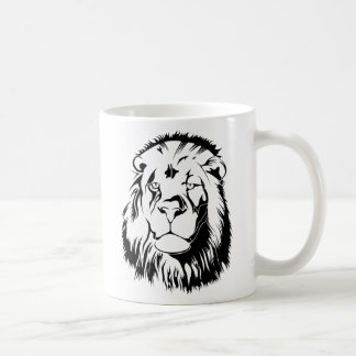 Lion Tribal 002 Coffee Mug