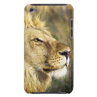 Lion Wild Animal Wildlife Safari Barely There iPod Covers