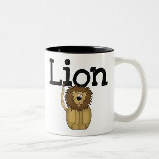Lion Zoo Animal Coffee Mug