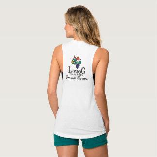 Liondog/Rhodesian Ridgeback/shirt Singlet