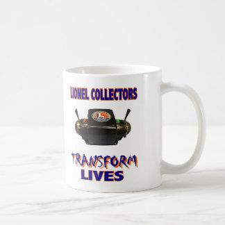 Lionel Vintage Transformer Mug