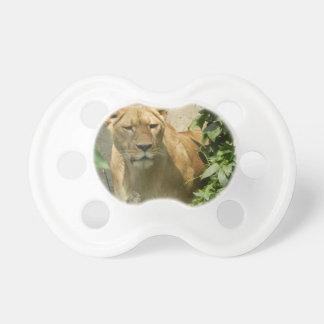 Lioness Baby Pacifiers