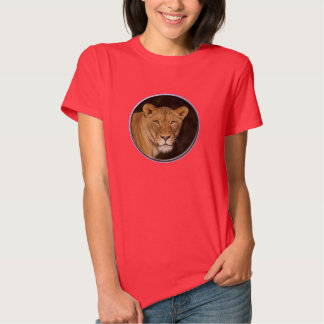 Lioness has her eyes on you 2 tshirt