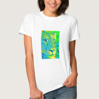 Lioness in Neon T Shirts