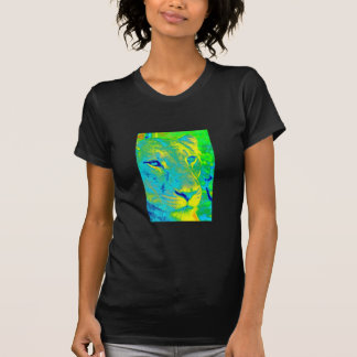 Lioness in Neon T-shirt