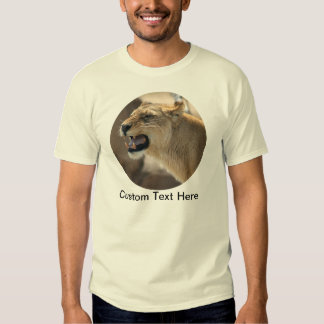 Lioness - Queen of the Jungle T-shirts