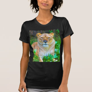 lioness resting for next success tshirt