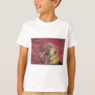Lioness Yawn T-Shirt