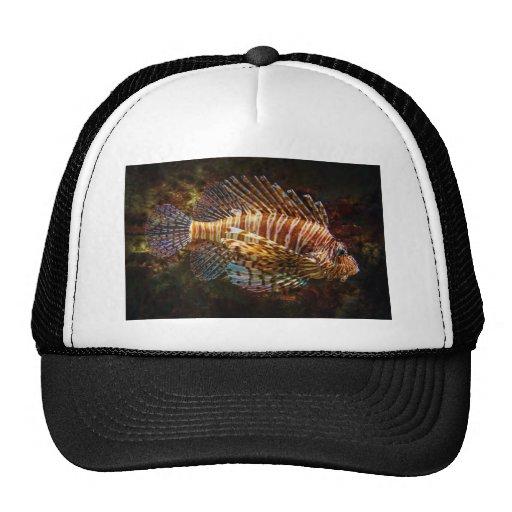 Lionfish Hat