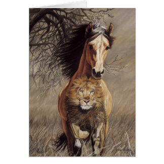 Lionheart Card
