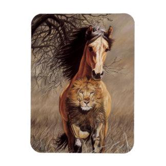Lionheart Magnet