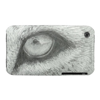 Lion's Eye | Customizable iPhone 3 Case-Mate Case
